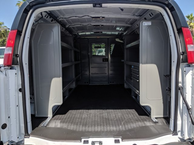 2019 Express 2500 4x2,  Adrian Steel Upfitted Cargo Van #K1258951 - photo 2