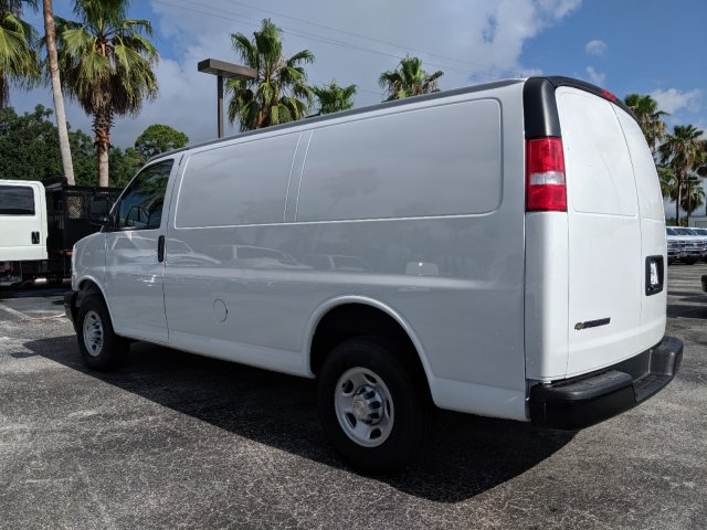 2019 Express 2500 4x2,  Adrian Steel Commercial Shelving Upfitted Cargo Van #K1259303 - photo 7