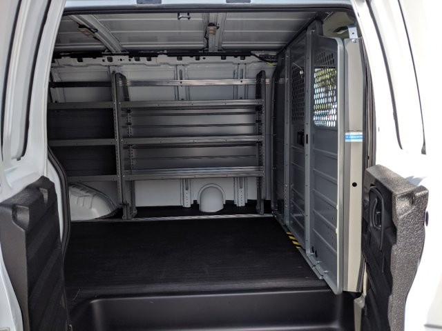 2019 Express 2500 4x2,  Adrian Steel Commercial Shelving Upfitted Cargo Van #K1259303 - photo 14