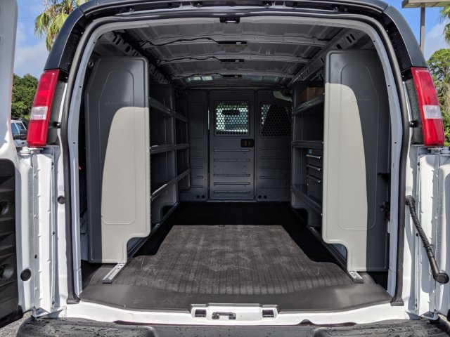 2019 Express 2500 4x2,  Adrian Steel Upfitted Cargo Van #K1259303 - photo 2