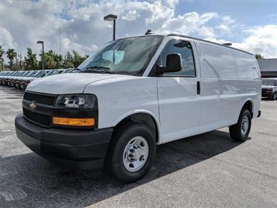 2019 Express 2500 4x2,  Adrian Steel Commercial Shelving Upfitted Cargo Van #K1259303 - photo 9