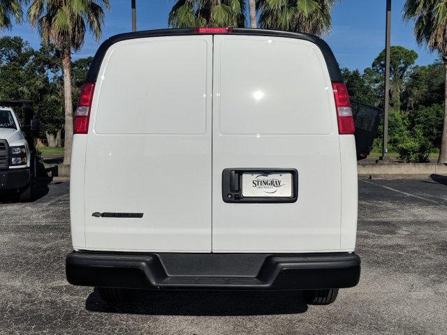 2019 Express 2500 4x2, Adrian Steel Commercial Shelving Upfitted Cargo Van #K1259948 - photo 6