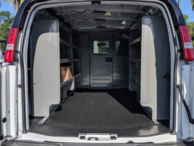 2019 Express 2500 4x2, Adrian Steel Commercial Shelving Upfitted Cargo Van #K1259948 - photo 2