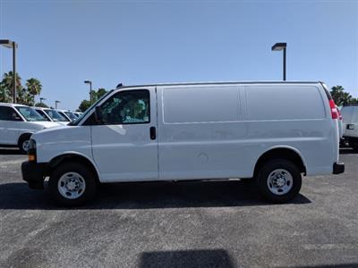 2019 Express 2500 4x2,  Adrian Steel Commercial Shelving Upfitted Cargo Van #K1260303 - photo 8