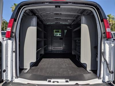 2019 Express 2500 4x2,  Adrian Steel Commercial Shelving Upfitted Cargo Van #K1260303 - photo 2