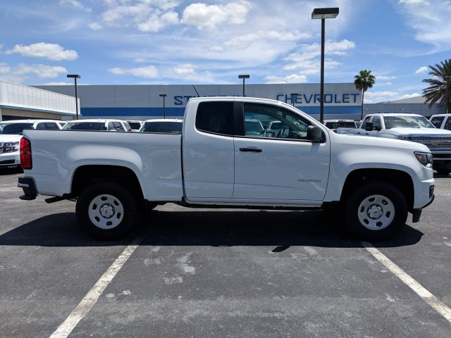 2019 Colorado Extended Cab 4x2,  Pickup #K1260423 - photo 4