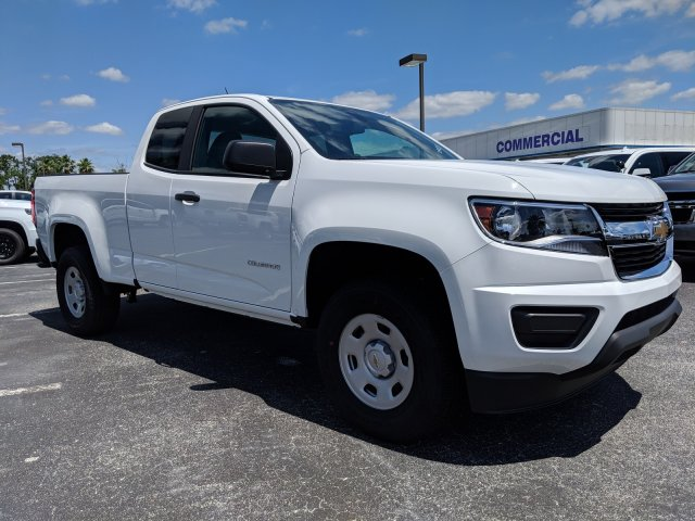 2019 Colorado Extended Cab 4x2,  Pickup #K1260485 - photo 4