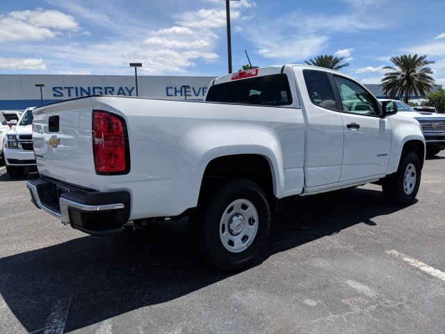 2019 Colorado Extended Cab 4x2,  Pickup #K1260485 - photo 1