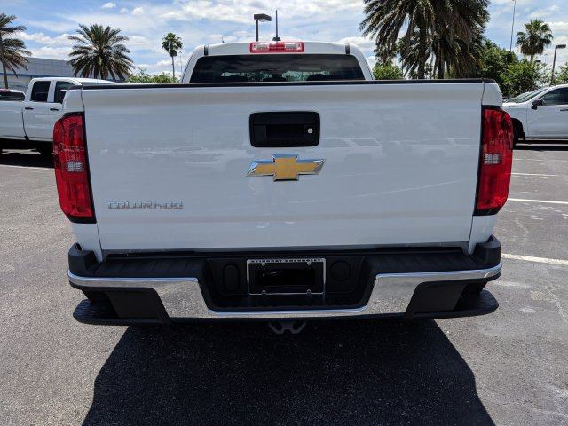 2019 Colorado Extended Cab 4x2,  Pickup #K1260485 - photo 5