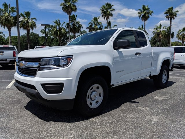 2019 Colorado Extended Cab 4x2,  Pickup #K1260485 - photo 8