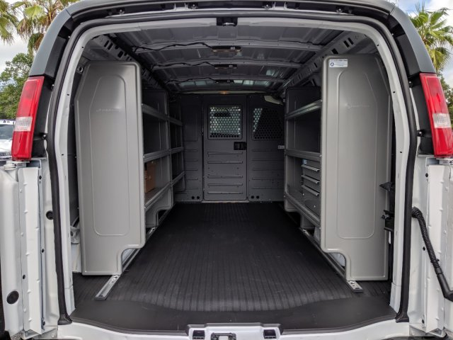 2019 Express 2500 4x2,  Adrian Steel Upfitted Cargo Van #K1260609 - photo 2