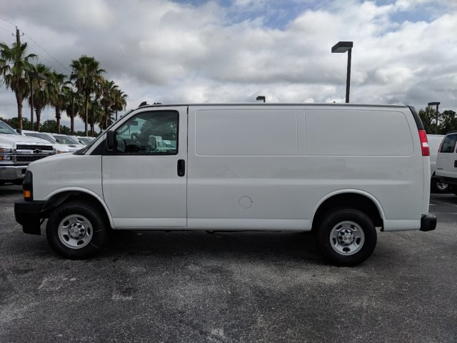 2019 Express 2500 4x2,  Adrian Steel Commercial Shelving Upfitted Cargo Van #K1260609 - photo 10