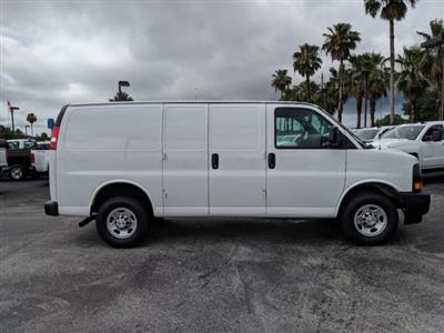 2019 Express 2500 4x2,  Adrian Steel Commercial Shelving Upfitted Cargo Van #K1260609 - photo 4