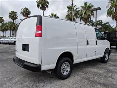 2019 Express 2500 4x2,  Adrian Steel Commercial Shelving Upfitted Cargo Van #K1260609 - photo 5
