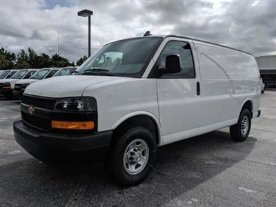 2019 Express 2500 4x2,  Adrian Steel Commercial Shelving Upfitted Cargo Van #K1260609 - photo 9