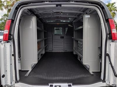 2019 Express 2500 4x2,  Adrian Steel Commercial Shelving Upfitted Cargo Van #K1260609 - photo 2