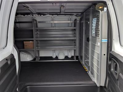 2019 Express 2500 4x2,  Adrian Steel Commercial Shelving Upfitted Cargo Van #K1260609 - photo 14