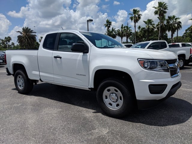 2019 Colorado Extended Cab 4x2,  Pickup #K1261204 - photo 4