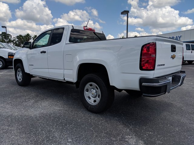 2019 Colorado Extended Cab 4x2,  Pickup #K1261204 - photo 6