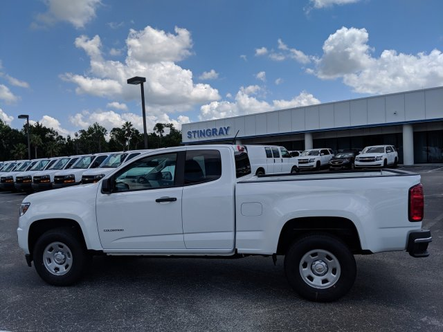 2019 Colorado Extended Cab 4x2,  Pickup #K1261204 - photo 7