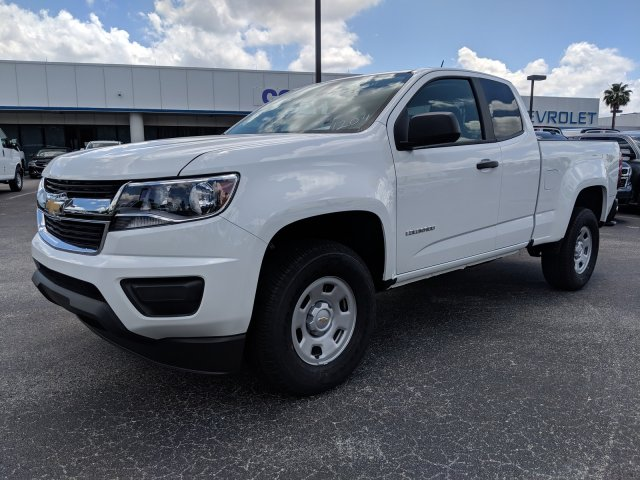 2019 Colorado Extended Cab 4x2,  Pickup #K1261204 - photo 8