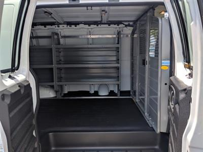 2019 Express 2500 4x2,  Adrian Steel Commercial Shelving Upfitted Cargo Van #K1261702 - photo 13