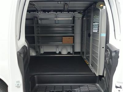 2019 Express 2500 4x2, Adrian Steel Commercial Shelving Upfitted Cargo Van #K1261707 - photo 14
