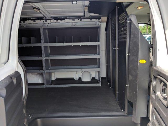 2019 Express 2500 4x2,  Masterack Steel General Service Upfitted Cargo Van #K1261920 - photo 5