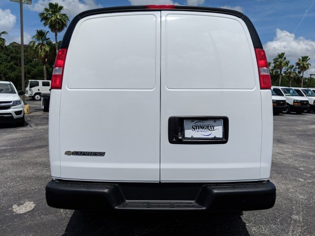 2019 Express 2500 4x2,  Masterack General Service Upfitted Cargo Van #K1261920 - photo 7