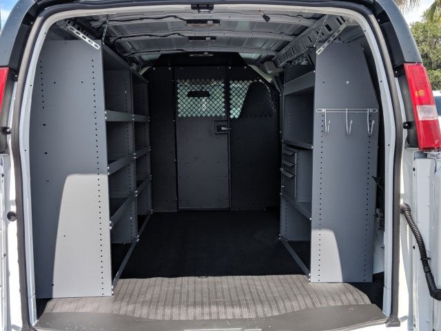 2019 Express 2500 4x2,  Masterack Upfitted Cargo Van #K1262592 - photo 1