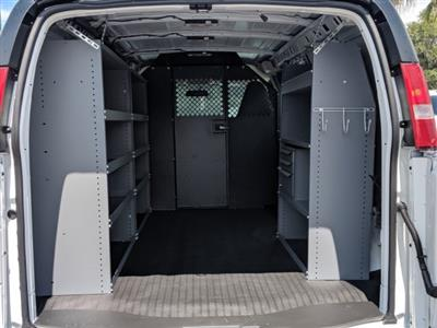 2019 Express 2500 4x2,  Masterack Steel General Service Upfitted Cargo Van #K1262592 - photo 2