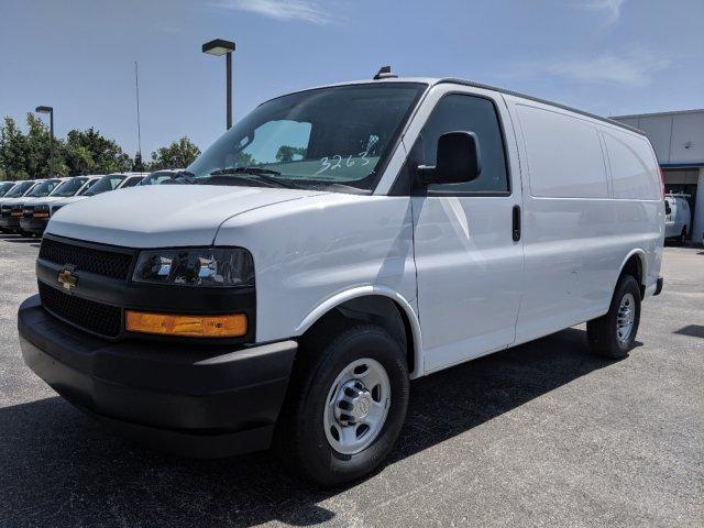 2019 Express 2500 4x2,  Masterack Upfitted Cargo Van #K1263263 - photo 9