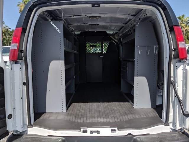 2019 Express 2500 4x2,  Masterack Upfitted Cargo Van #K1263263 - photo 1