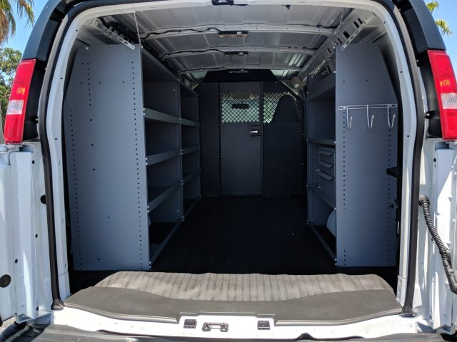 2019 Express 2500 4x2, Masterack Upfitted Cargo Van #K1263605 - photo 1