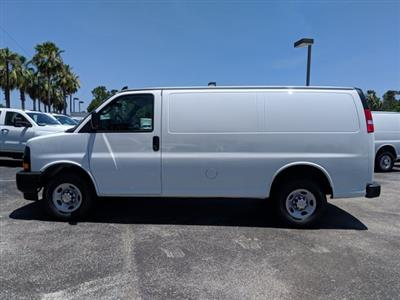 2019 Express 2500 4x2,  Masterack Steel General Service Upfitted Cargo Van #K1263605 - photo 8