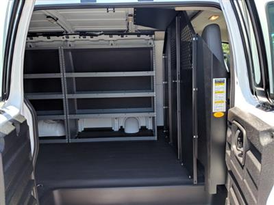 2019 Express 2500 4x2,  Masterack Steel General Service Upfitted Cargo Van #K1263605 - photo 14