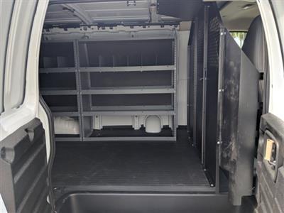 2019 Express 2500 4x2,  Masterack Steel General Service Upfitted Cargo Van #K1263723 - photo 14