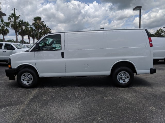 2019 Express 2500 4x2,  Masterack Steel General Service Upfitted Cargo Van #K1263959 - photo 8