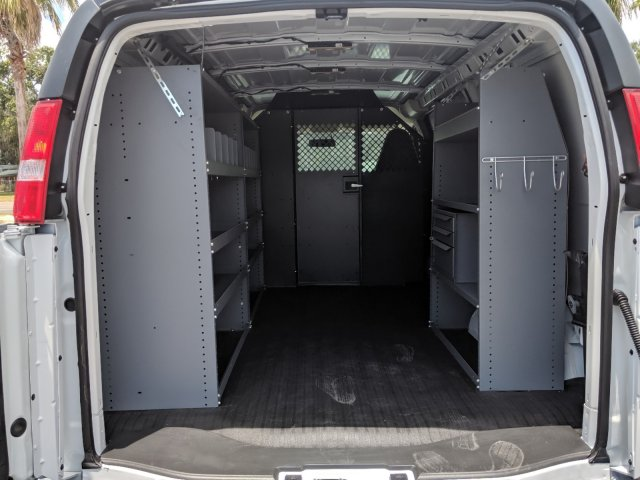 2019 Express 2500 4x2,  Masterack Upfitted Cargo Van #K1263959 - photo 1