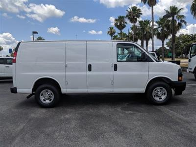 2019 Express 2500 4x2,  Masterack Steel General Service Upfitted Cargo Van #K1263959 - photo 4