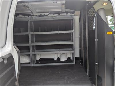 2019 Express 2500 4x2,  Masterack Steel General Service Upfitted Cargo Van #K1263959 - photo 14