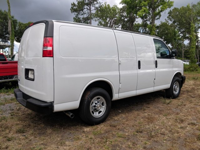 2019 Express 2500 4x2,  Masterack Steel General Service Upfitted Cargo Van #K1263978 - photo 7