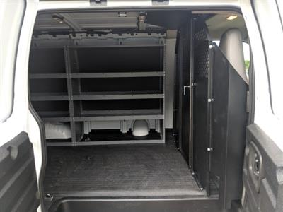 2019 Express 2500 4x2,  Masterack Steel General Service Upfitted Cargo Van #K1263978 - photo 14