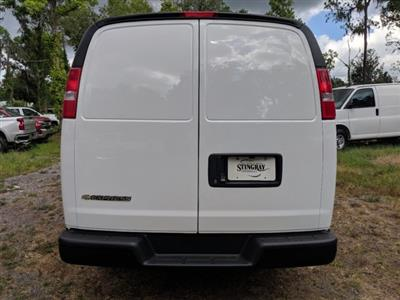 2019 Express 2500 4x2,  Masterack Steel General Service Upfitted Cargo Van #K1263978 - photo 8