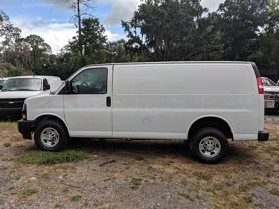 2019 Express 2500 4x2,  Masterack Steel General Service Upfitted Cargo Van #K1263978 - photo 4