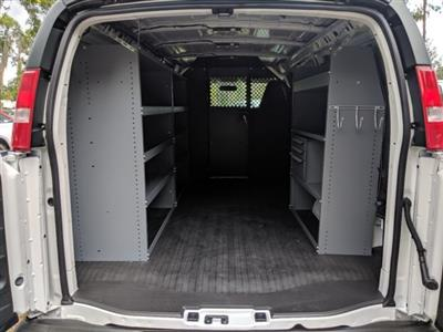 2019 Express 2500 4x2,  Masterack Steel General Service Upfitted Cargo Van #K1263978 - photo 2