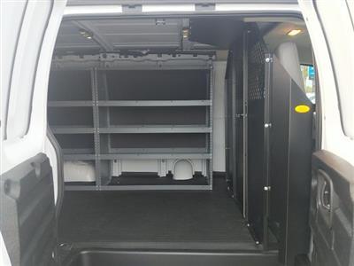 2019 Express 2500 4x2,  Masterack Steel General Service Upfitted Cargo Van #K1264068 - photo 14