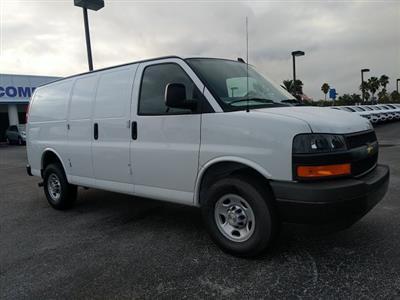 2019 Express 2500 4x2,  Masterack Steel General Service Upfitted Cargo Van #K1264068 - photo 3