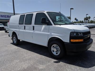 2019 Express 2500 4x2,  Adrian Steel Upfitted Cargo Van #K1264184 - photo 3