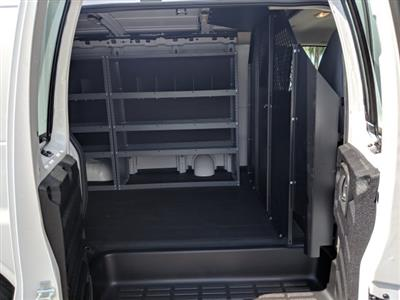 2019 Express 2500 4x2,  Masterack Steel General Service Upfitted Cargo Van #K1264233 - photo 14